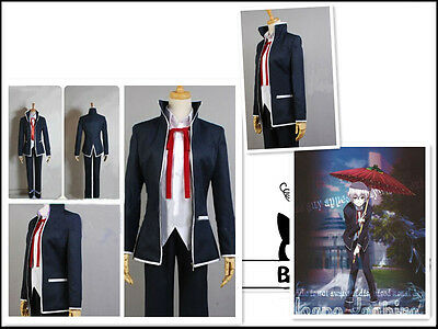 Project K Yashiro Isana cosplay - K Project Cosplay Kostüm
