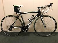 Merida Race Lite 900 Road Bike with many accessories