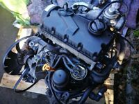AUDI A6 C5 1.9 Tdi SE 2004 ENGINE WITH TURBO AND MORE.