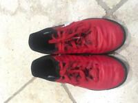 Boys Nike Astro trainers. Size 12.5 excellent condition £10. Collect Charlton Kings