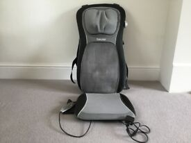 Beurer MG 260 HD 2 in 1. Shiatsu massage chair. Immaculate condition.