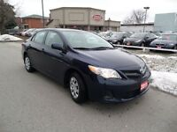 2011 Toyota Corolla CONVENIENCE PKG. AUTO AIR ONE OWNER