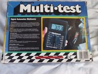 Gunson's Multi Test meter