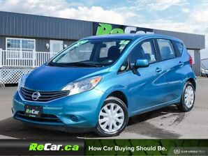 2014 Nissan Versa Note 1.6 SV AUTO | AIR | KEYLESS ENTRY | ON...