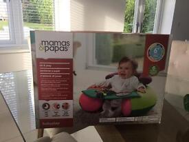 Mamas & Papas sit & play