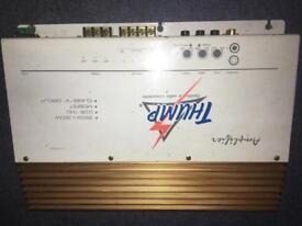 Thump 700w Amplifier