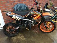 125 pitbike make me an offer