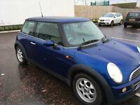 Mini one 1.6 for sale