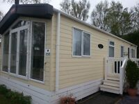 Carnarby Cascade Panoramic 2015 Static Caravan in stunning 5 Star Holiday Park in Snowdonia Wales