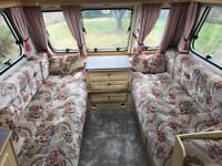 Great 4 berth, end kitchen