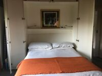 Hideaway double bed / folds into wardrobe / Murphy bed