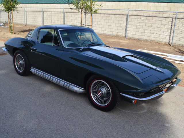 Imagen 1 de Chevrolet Corvette green