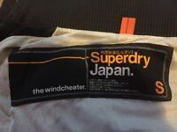 Men's Superdry Jacket size small black