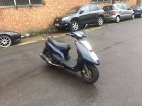 Yamaha vity 125