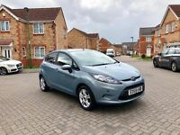 FORD FIESTA 1.4 STYLE+, FULL SERVICE HISTORY, BLUETOOTH, MOT APRIL 2019