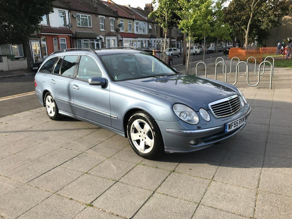 mercedes e220 cdi auto avantgarde estate 7 seater 2005 w211 in plaistow london gumtree. Black Bedroom Furniture Sets. Home Design Ideas