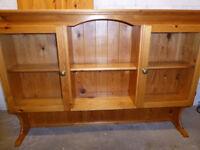 Dresser top, pine