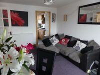 Lovely 2 bed flat in Inchture, near Dundee and Perth, DG, GCH (unfurnished, no DSS)