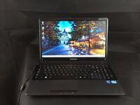 Samsung 300e - intel core i3 - 500Gb Hdd Storage - 4Gb Ram - Windows 7