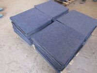 240 CARPET TILES IDEAL FOR GARAGE OR ALLOTMENT 50p EACH