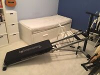 Foldable Home Gym machine - Bayou TotalTrainer Flex - over 50 functions