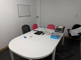 Bedminster Office, meeting room, kitchen approx 900sqft.