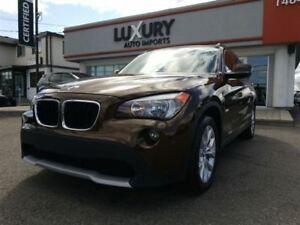 2012 BMW X1 2.8 I XDRIVE-AUTO- ONLY 48K