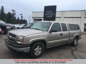 2003 Chevrolet Silverado 1500 LT | 5.3L CREW CAB | LEATHER