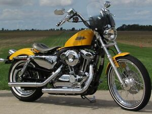 2013 harley-davidson XL1200V Seventy-Two   Chrome Yellow Pearl & London Ontario image 7