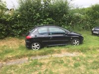 Peugeot 206 2.0Htdi for sale CHEAP NEED GONE