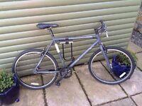 Single Speed Edinburgh Co-op Bike