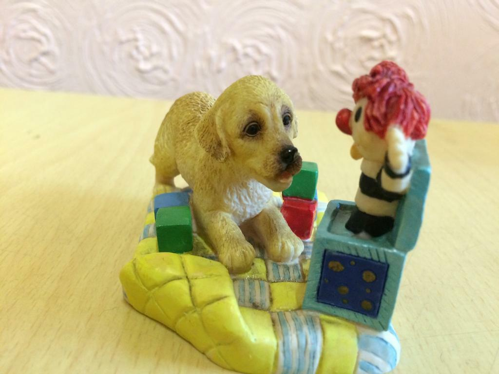 Collection on dog ornaments 1
