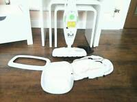 Morphy richards. 9 in i steam cleaner in very good condition