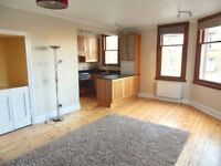 3 bedroom 1st floor flat with shade garden