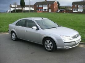 ford mondeo ghia 2.0 tdi , runs and drives mint , loads of work done, clean car, very reliable