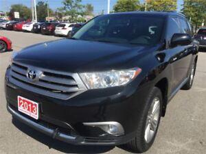 2013 Toyota Highlander LIMITED+NAVIGATION!