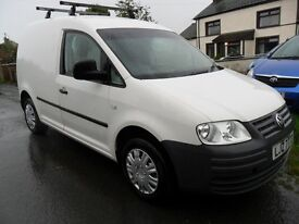 volkswagen caddy 2.0 sdi full psv tp 31/1/2018