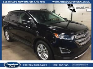 2016 Ford Edge SEL leather