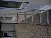 Aluminium Step Ladders (lightweight)