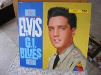 Elvis LPs Various Titles £10 each you choose