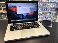 "MacBook Pro 13"" 2012 Core i5 2.5GHz 4GB RAM 500GB HDD"