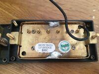 Epiphone Humbucker Pickups (gold)