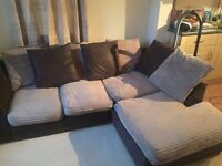 Corner Sofa Excellent Condition Buyer to collect from Kingsway Gloucester