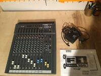 Spirit folio F1 sound craft Mixer