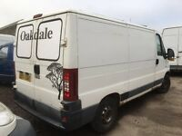 Citroen relay 2.0 hdi diesel spare parts available