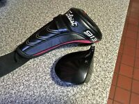 £60 TITLEIST D2 913 DRIVER HEAD 10.5 degree WITH HEADCOVER