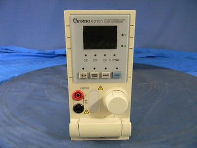 Chroma 63101 Dc Electronic Load Module