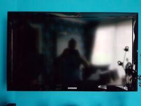 Samsung 40 inch black tv