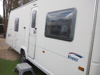 bailey vendee fixed bed 4 berth