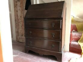 Antique Chest of Drawers - Mahogany 1930s or 40s